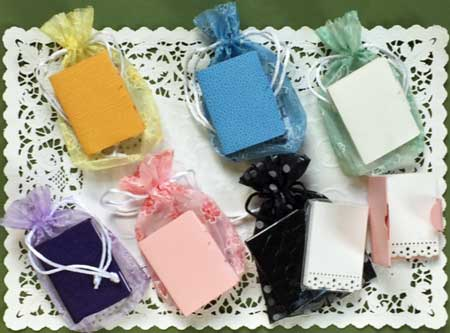Lace Stickies Notepads