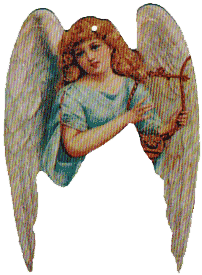 Angel w/Harp