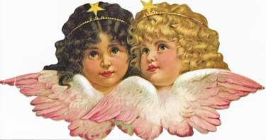 angel faces scraps