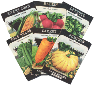 Vegetable Tags